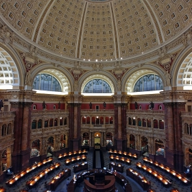 Библиотеката на Конгреса, Вашингтон