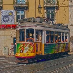Лисабонско трамвайче
