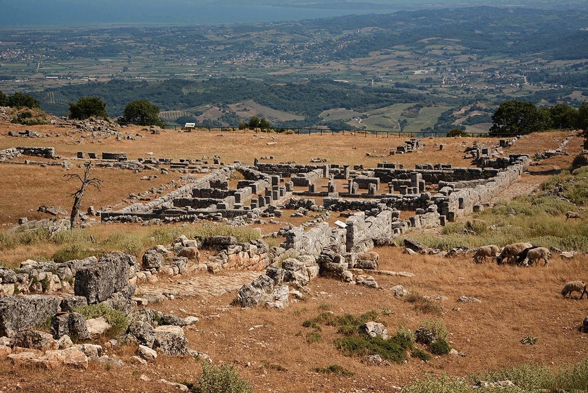 Kassope - IV век пр.Хр. - 167 г. пр.Хр.