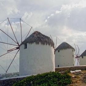 Миконос - Вятърни мелници 2