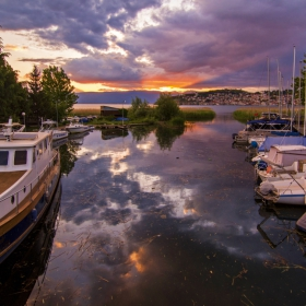 Залезно от Охрид