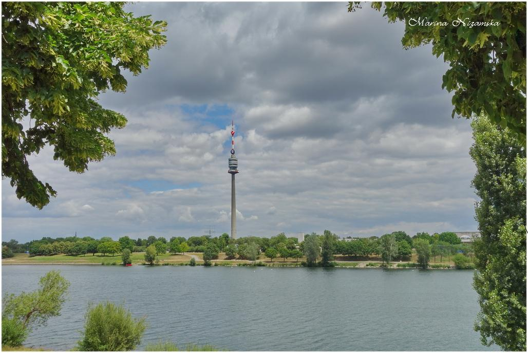 Donauturm, Дунавската кула