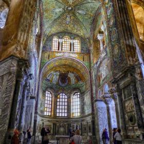 Мозайките в Равена