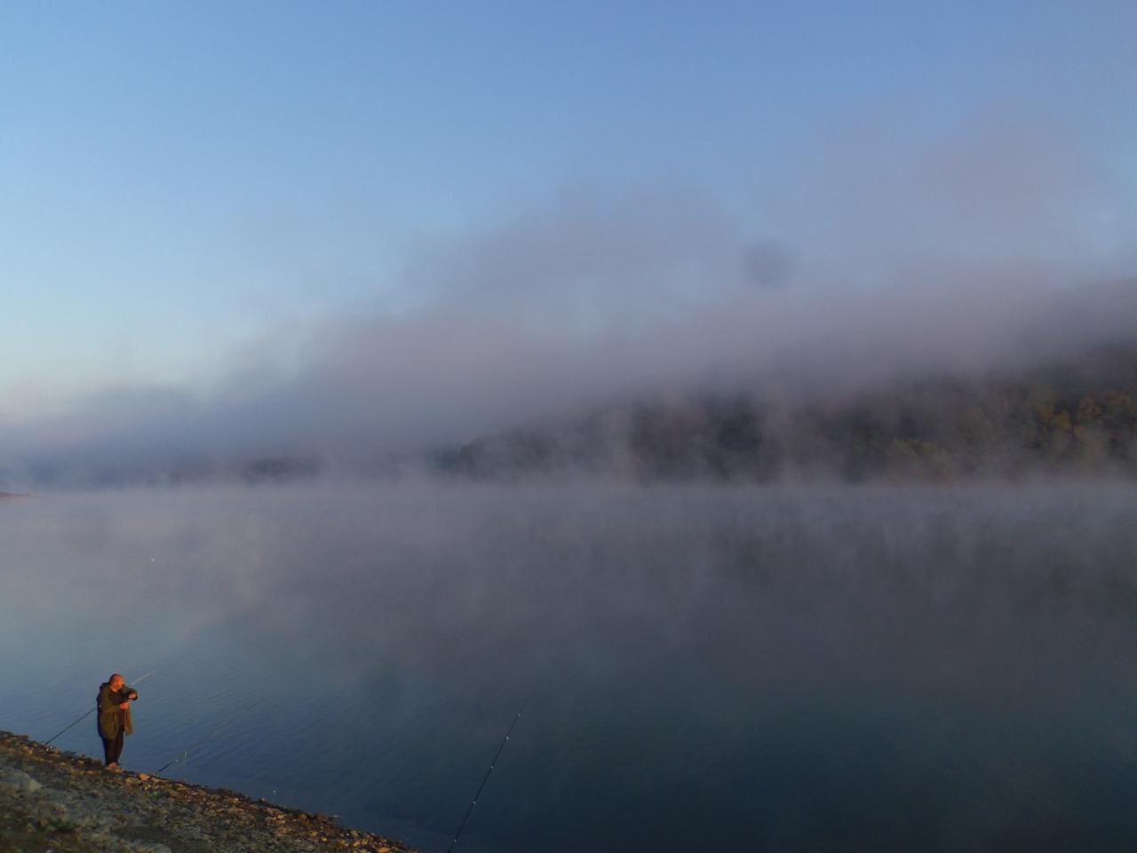 рибарско утро