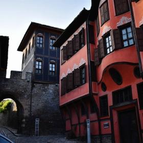 Старият град, Пловдив