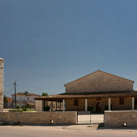 Църква Agios Konstantinos,  1777 г., Chalkiades