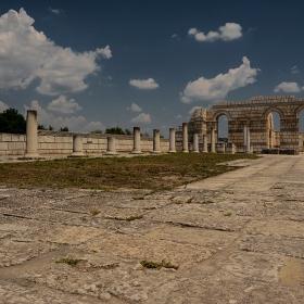 Голямата базилика, 875 г.