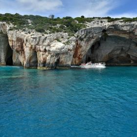 Сините пещери