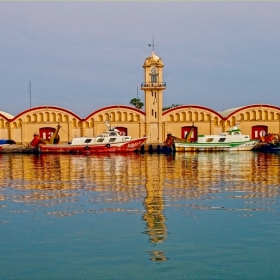 Puerto de Gandia - Складове
