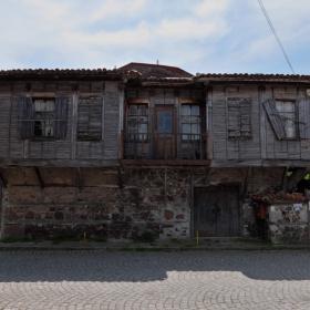 Старите  созополски къщи