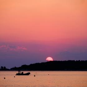 Sunset mood