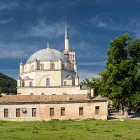 Томбул джамия, 1744 г.