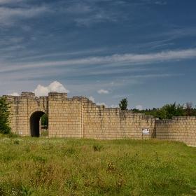 Южната порта, IX-X век
