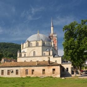 Томбул джамия Шариф Халил паша, 1744 г., Шумен