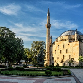 Магбул Ибрахим паша джамия,1616 г., Разград