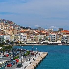 Ермопули - Пристанището