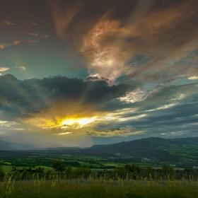 Залез над Белово