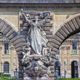Париж - Скулптура