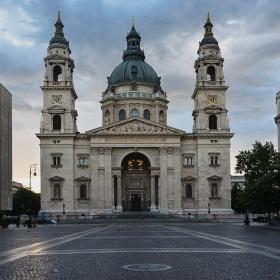 Szent Istvant Bazilika, Budapest