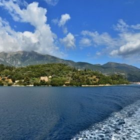 Остров Лефкада