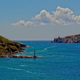 Край остров Иос