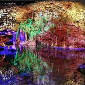 Музика насред пещерата