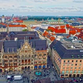 Munich - Marienplatz 2