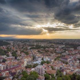 Пловдивски залез