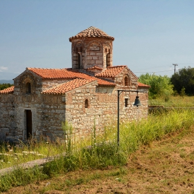 Agios Nikolaos Rodia, Kirkizates, 13 век