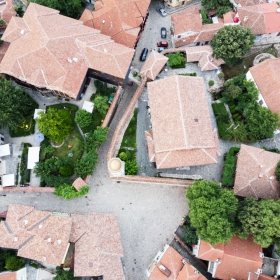 Над Стария Пловдив