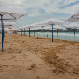 Плажът,лято 2018г.