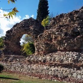 Хисаря-Крепостната стена