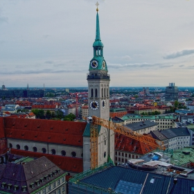 Munich - Peterskirche