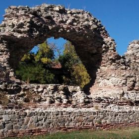 Хисаря-Крепостната стена 2