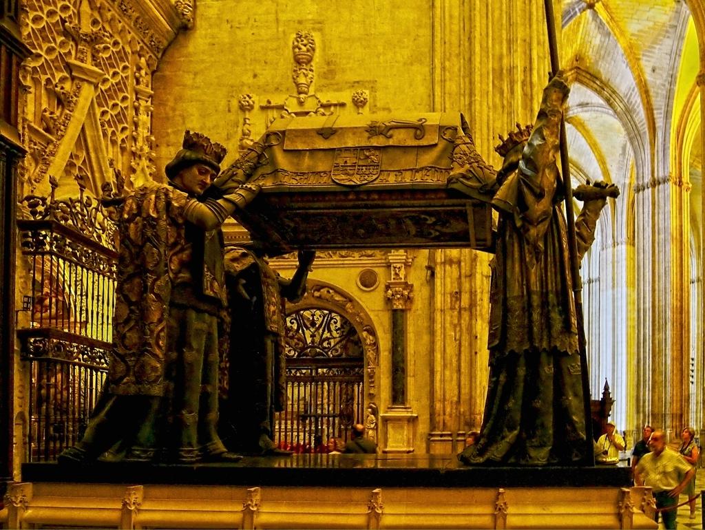 Гробът на Христофор Колумб