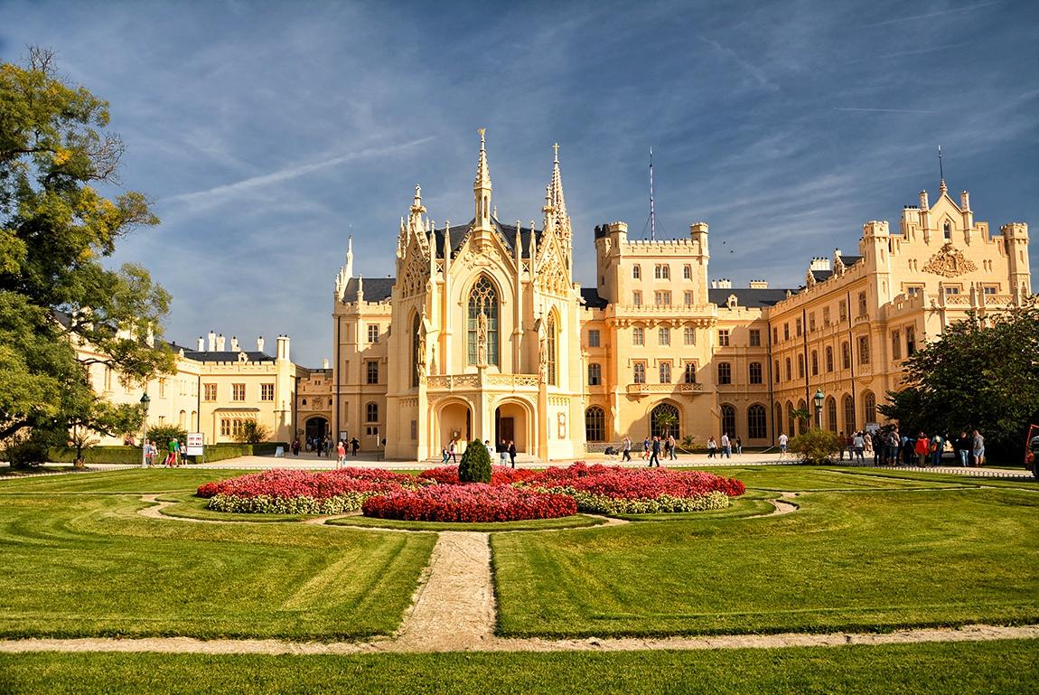 Замък Lednice
