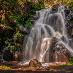 Водопад Късак!