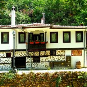 Мелник - Куртева къща