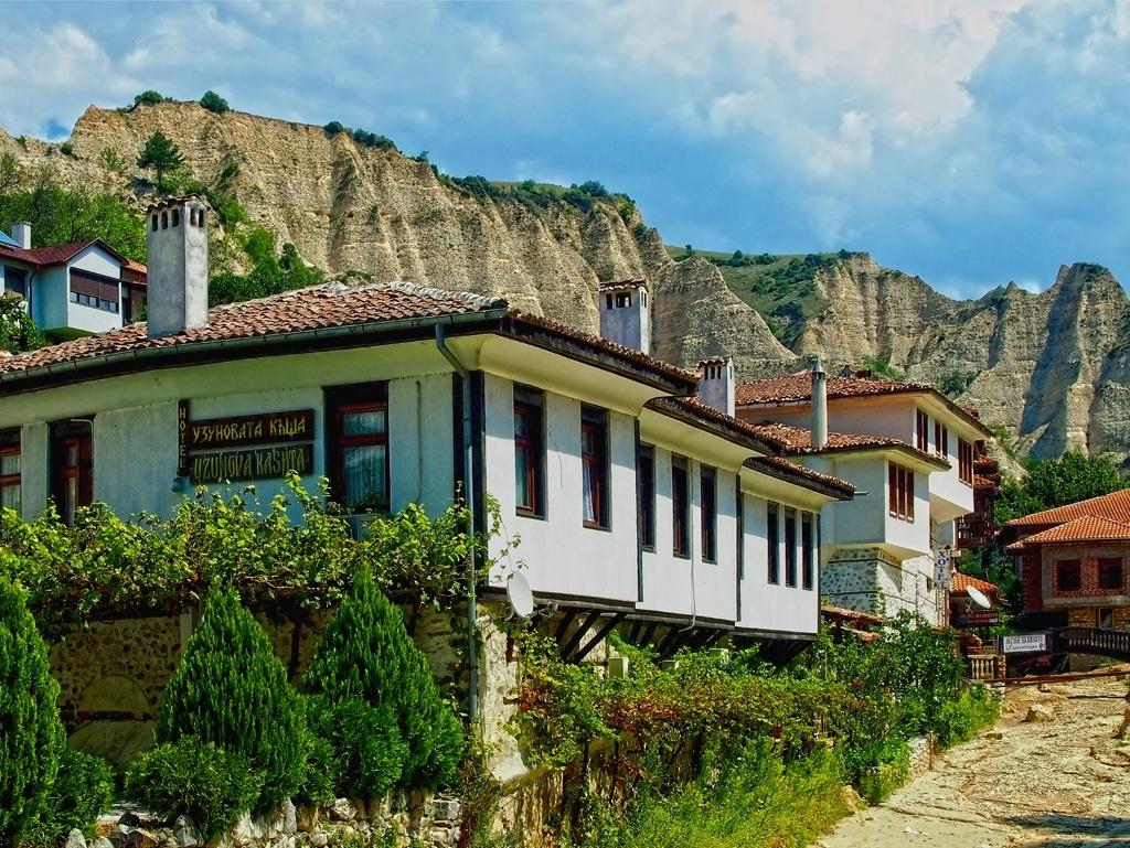 Мелник - Узунова къща