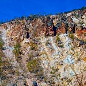 Скалите край Дяволския град