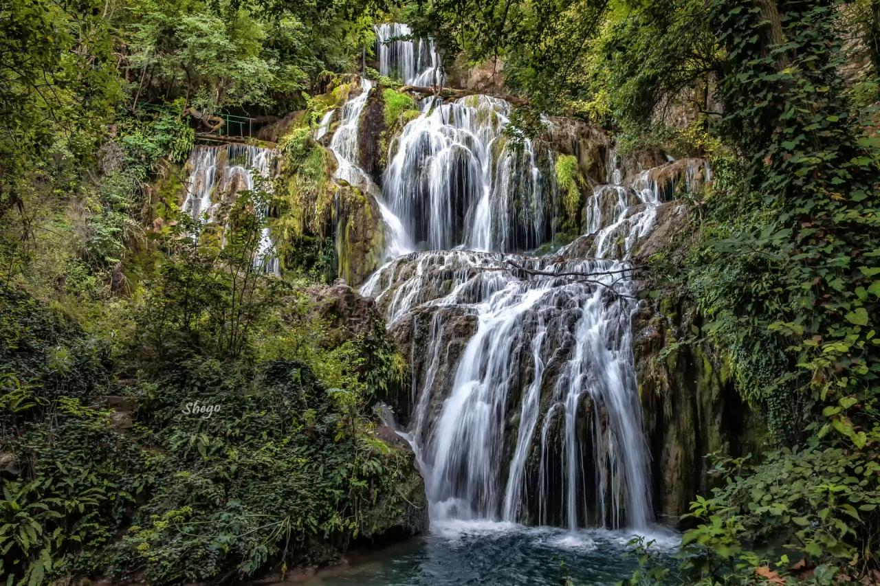 Крушунските водопади !