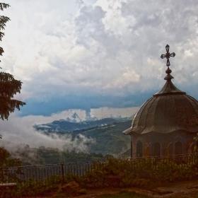 Църквата на Соколски манастир 2