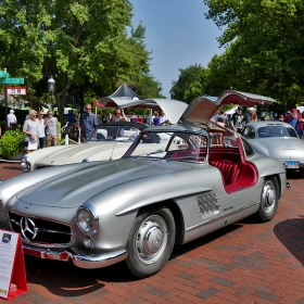 1955 Mercedes Gull Wing