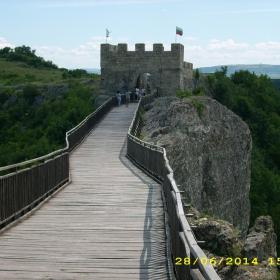 Крепостта Овеч край Провадия