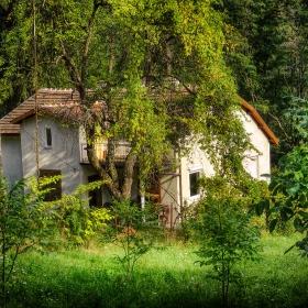 Старата курортна вила