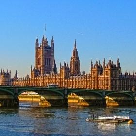 Лондон - Парламента