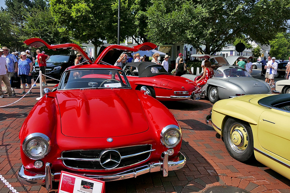 1956 Mercedes Gull Wing