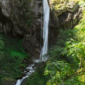 Овчаренски водопад Горица