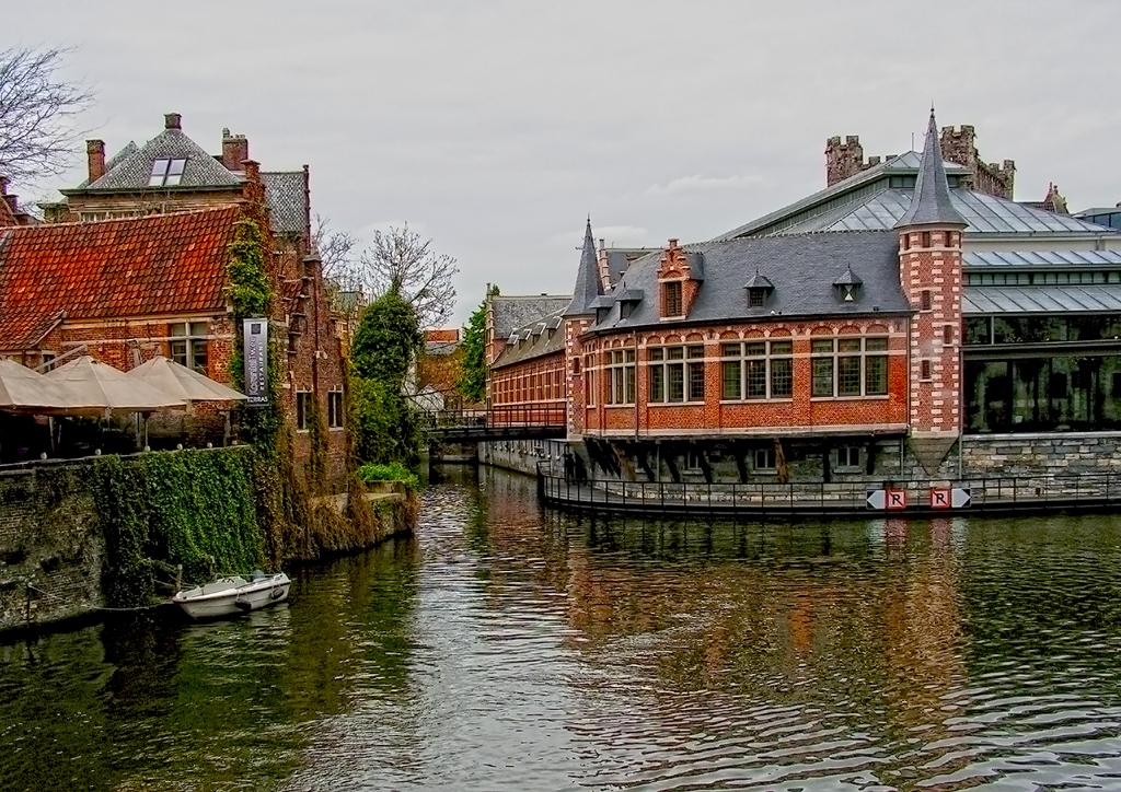 Ghent - Изглед