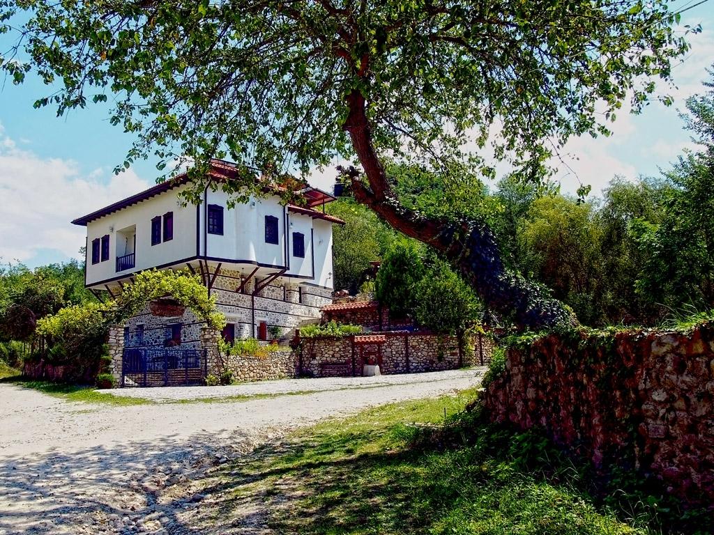 Мелник - Литова къща